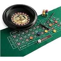 Juego - Ruleta de Casino Premium, Incluye tapete