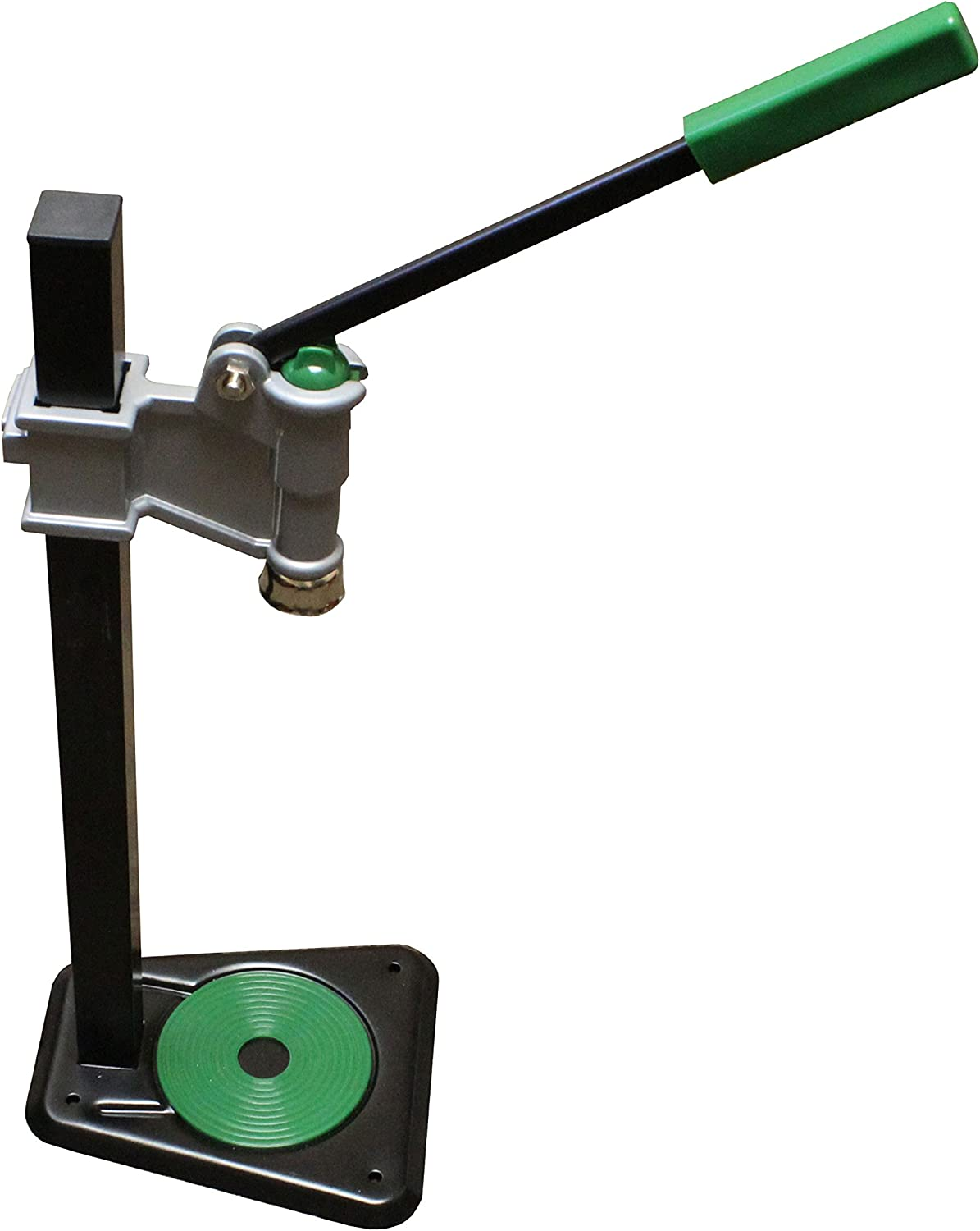 Professional Bench Beer Bottle Capper - Magnetic bell, Spring loaded