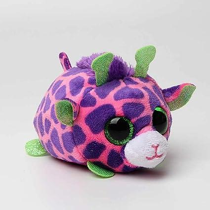 JEWH Mini Original Ty Plush Toys - Beanie Boos - Big Eyes -Kids Gift [