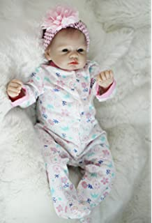 Amazon.com: OtardDolls Soft Vinyl Silicone Reborn Doll 22