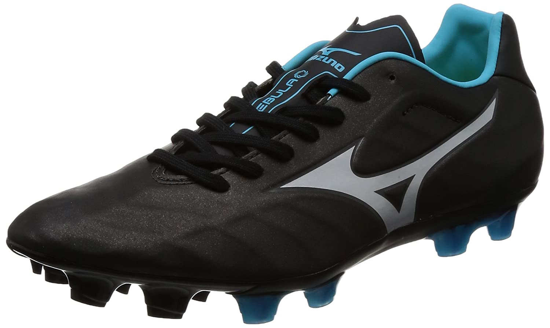 [ミズノ] サッカースパイク レビュラ V2 SL [メンズ] (旧モデル) B0711RGCZ8 26.0 cm|ブラック/シルバー/ライトブルー ブラック/シルバー/ライトブルー 26.0 cm