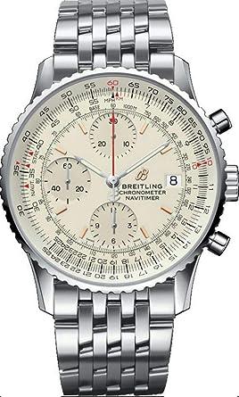 wholesale dealer 56acd 18e0f Amazon | Breitling Navitimer 1 クロノグラフ 41mm ...