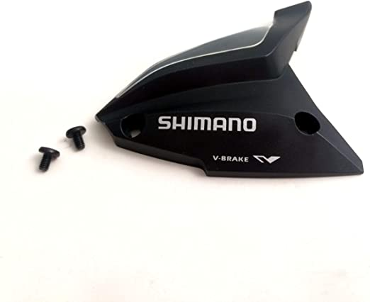 Shimano ST-EF51-A-4A upper cover and fixing screws for 8-speed black