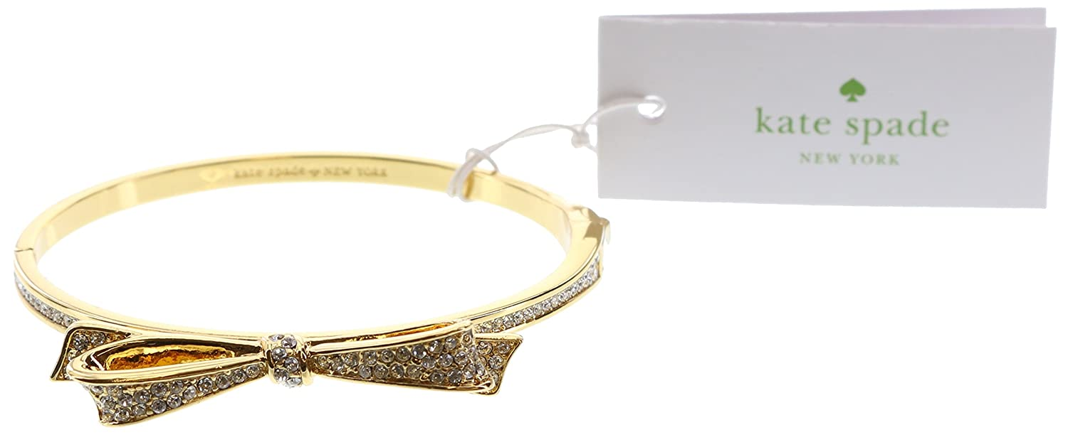 Kate Spade New York Love Notes Bangle Hinged Bracelet O0RU1