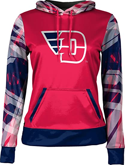 School Spirit Sweatshirt ProSphere University of Dayton Girls Zipper Hoodie Deco