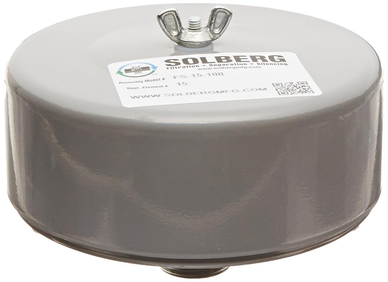 Filtro de part/ículas Solberg FS-15-100