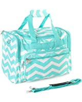 Gen SH Womens Polyester Carry On Luggage