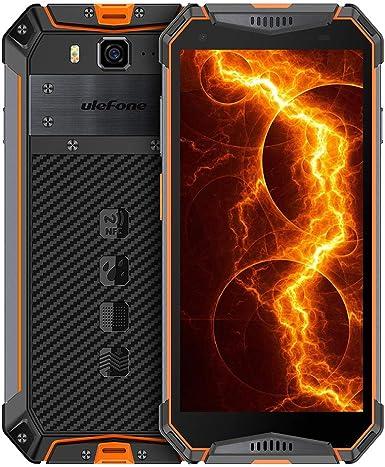 Ulefone Armor - Teléfono celular resistente de 3 W desbloqueado ...