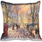 Amazon Com Custom Design Christmas Lodge By Thomas