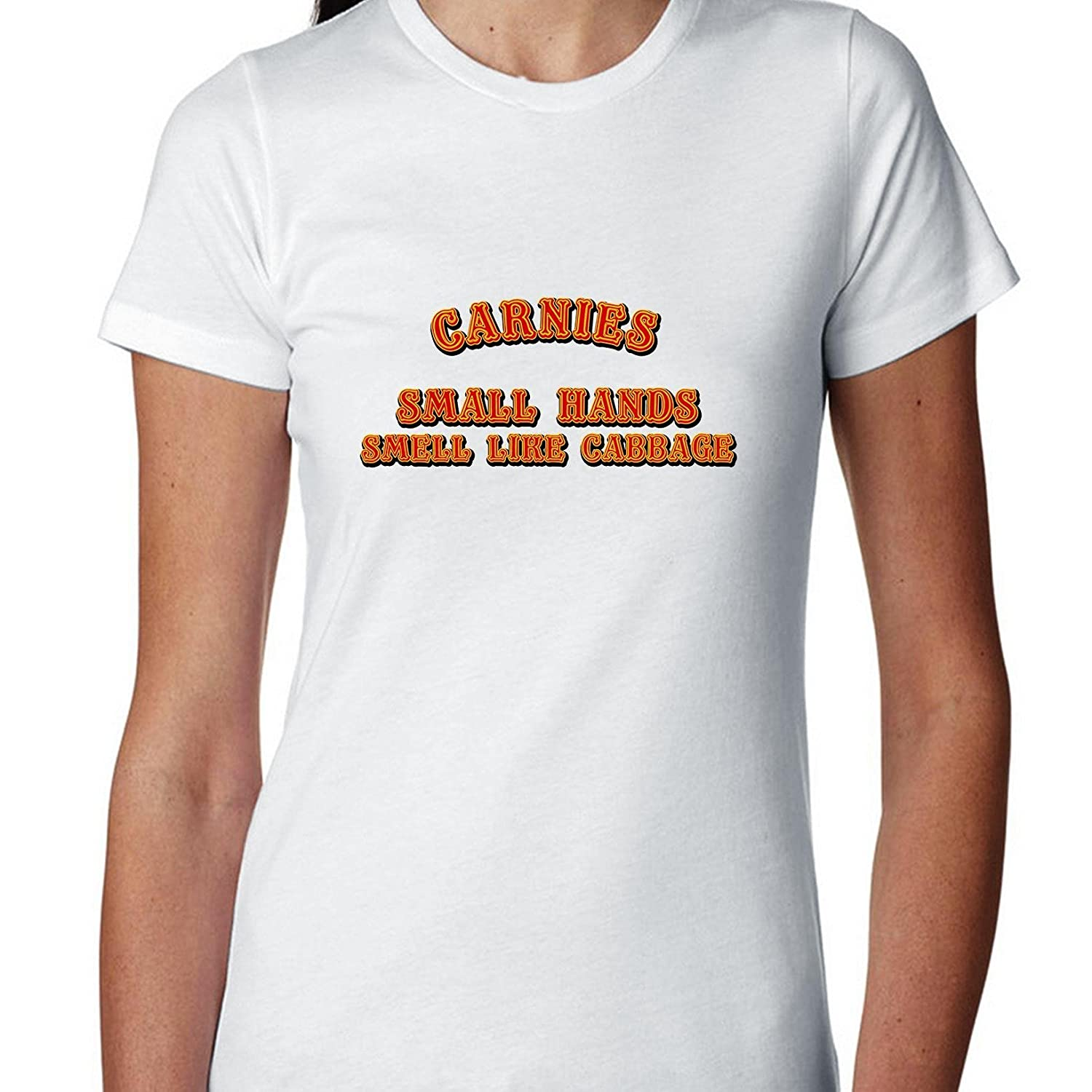 Amazon com: Carnies Small Hands Smell Like Cabbage Womens
