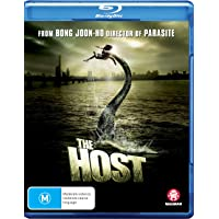 The Host (blu Ray)