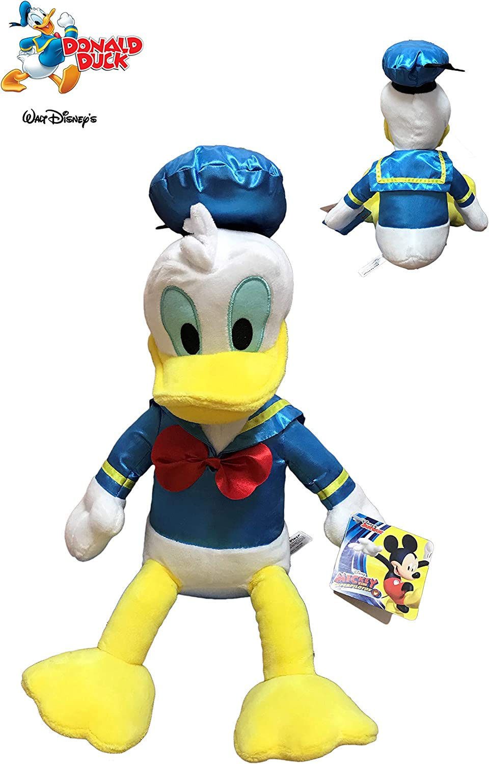 Mickey Mouse-760014113 by Play Peluche Donald Oficial Disney Soft ...