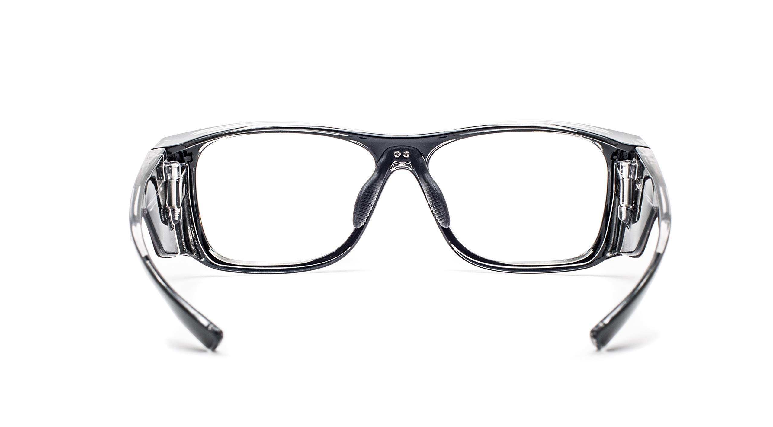 Leaded Glasses Radiation Safety Eyewear RG-15011-BK by Phillips Safety Products Inc. (Image #4)