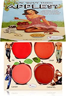 theBalm How Bout Them Apples? Lip and Cheek Cream Palette