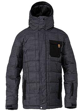 Quiksilver Snowboard Jacke Hemlock Jacket - Chaqueta de esquí para hombre: Amazon.es: Deportes y aire libre