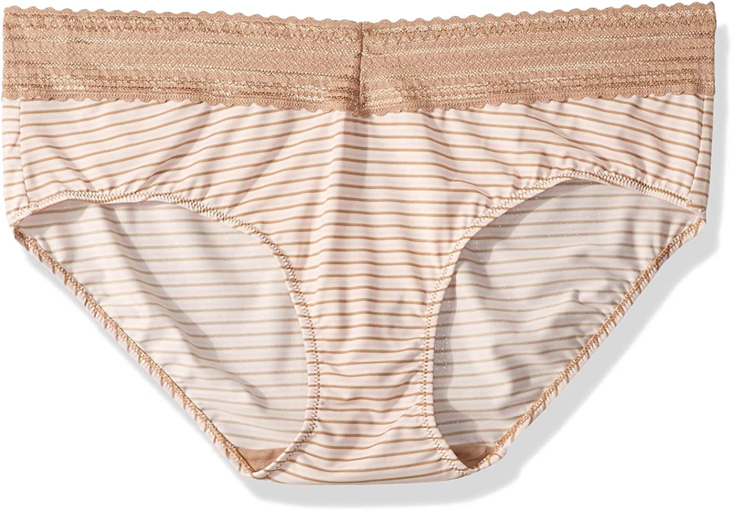 Warners Womens Plus Size No Pinching No Problems Seamless Hipster Panty