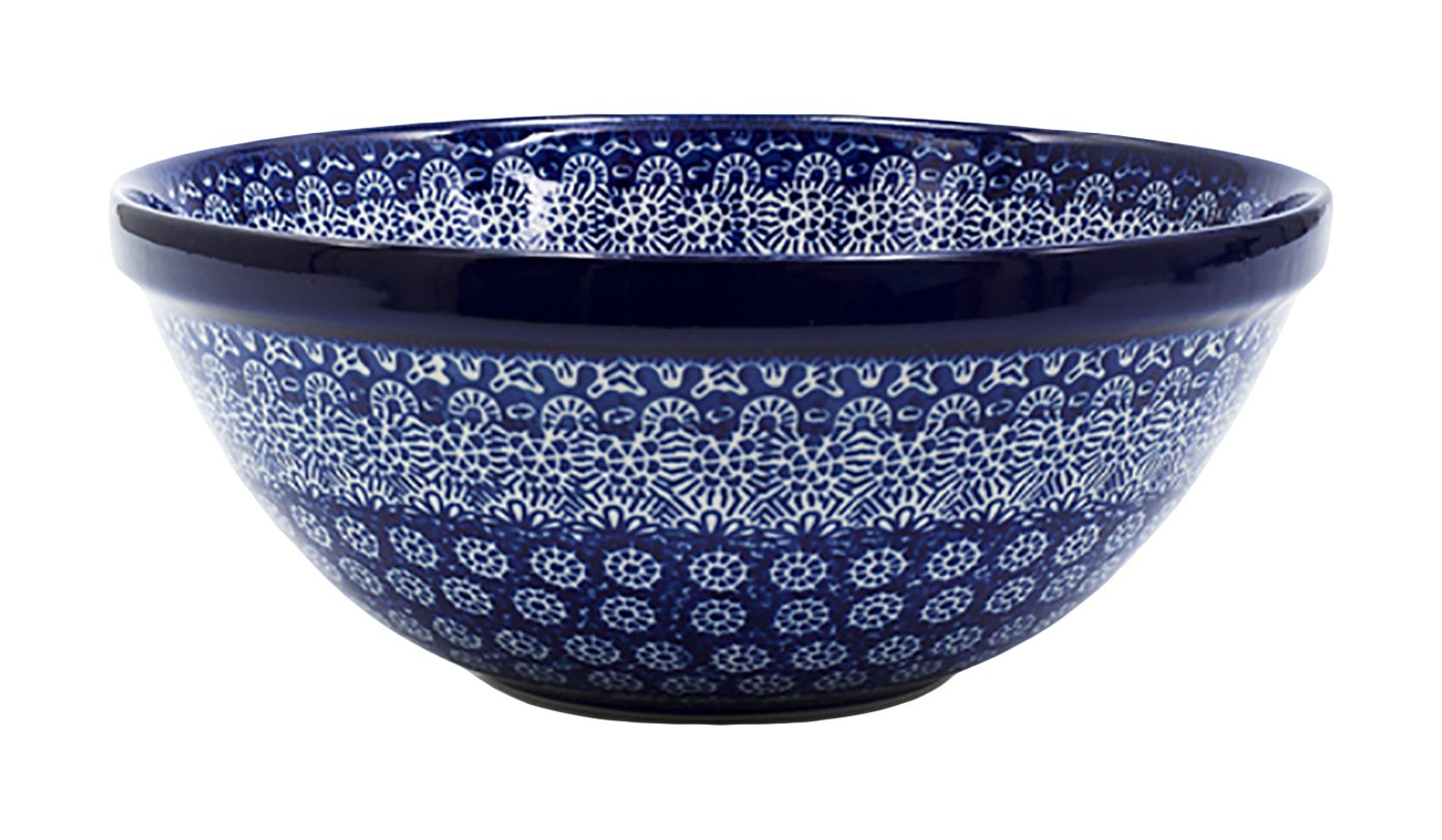Bunzlau Castle Bowl, Lace 1056-0884