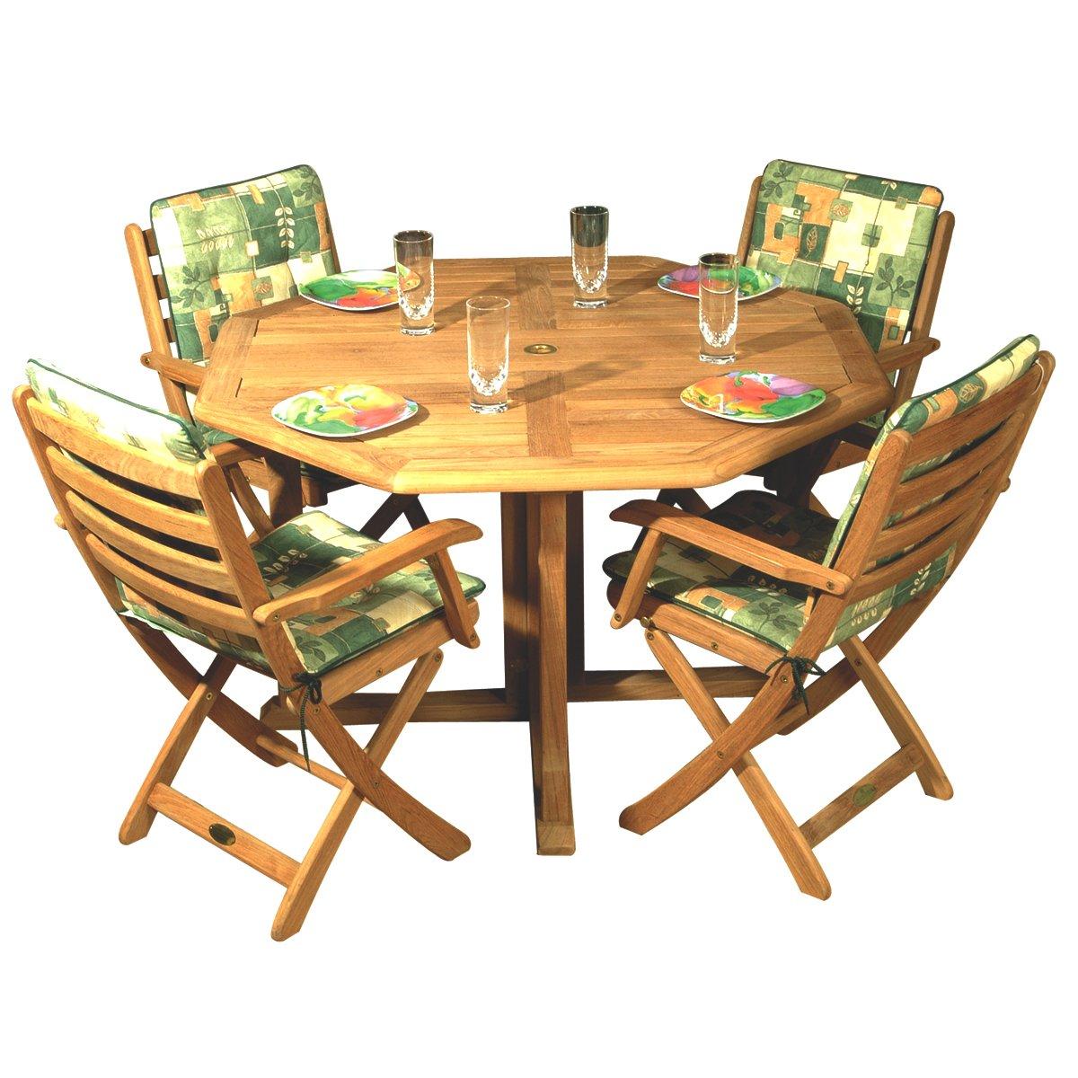 Bosmere De-luxe-Schutzh/ülle f/ür runde Tischgruppe
