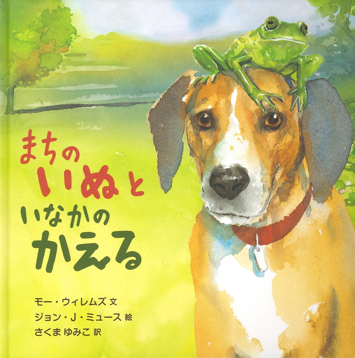 Read Online City Dog, Country Frog (Japanese Edition) PDF