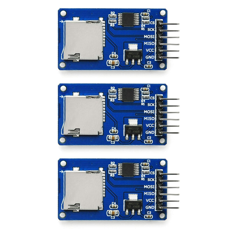 Gikfun SD Storage Board TF Card Memory Shield Module for Arduino EK1442