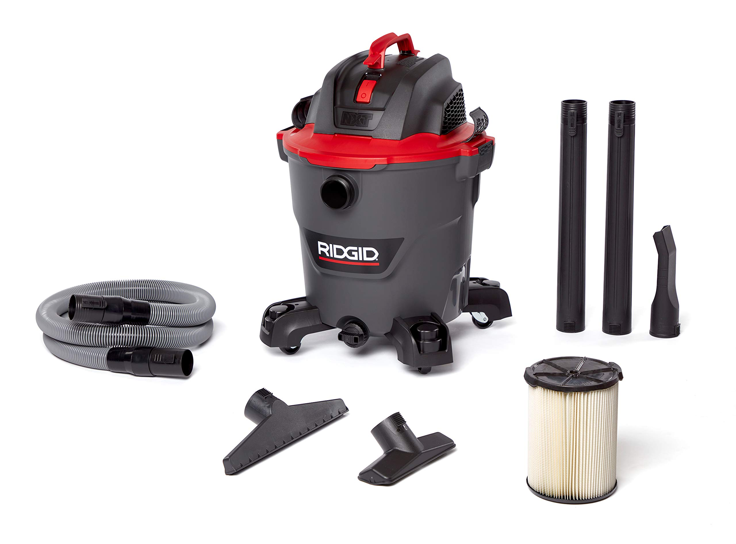 Ridgid 62703 Red 12 gallon RT1200 Wet/Dry Vacuum by Ridgid