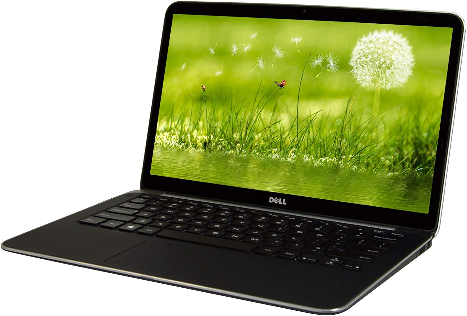 Dell XPS 13 9333 13.3in FHD Laptop, Intel Core i7-4510U 2.0GHz, 8GB RAM, 256GB Solid State Drive, NO_ODD, CAM, Touch, Windows 10 Pro 64bit (Renewed)