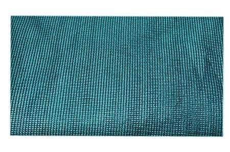 KRIWIN® 3 Mtr X 2 Mtr (6.5 Feet X 9.8 Feet) Green Garden Shade Net:60-70 % Shade :Greenhouse UV Stabilized Net