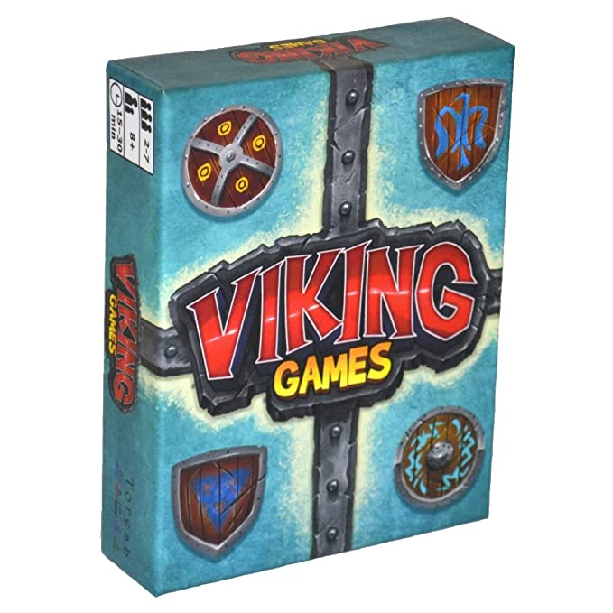 Amazon.com: Pick Your Battle 2-pak: Viking Games and Water ...
