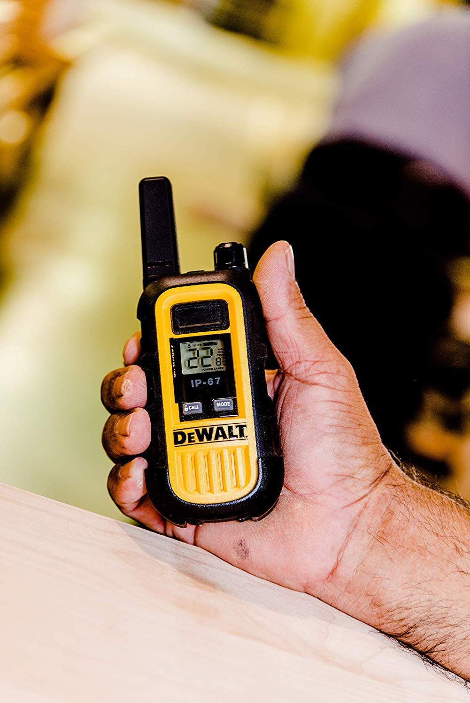 DeWALT DXFRS300 1W Walkie Talkies Heavy Duty Business Two-Way Radios (Pair) by DEWALT (Image #22)