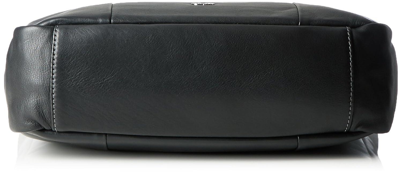 Gerry Weber dam Andalucia M handväska, 32 x 32 x 11 cm Svart (svart 900)