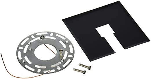 Progress Lighting P8753-31 Canopy Kit Flush Mount Mounting Plate Can Be  Used Anywhere Along - Progress Lighting P8753-31 Canopy Kit Flush Mount Mounting Plate