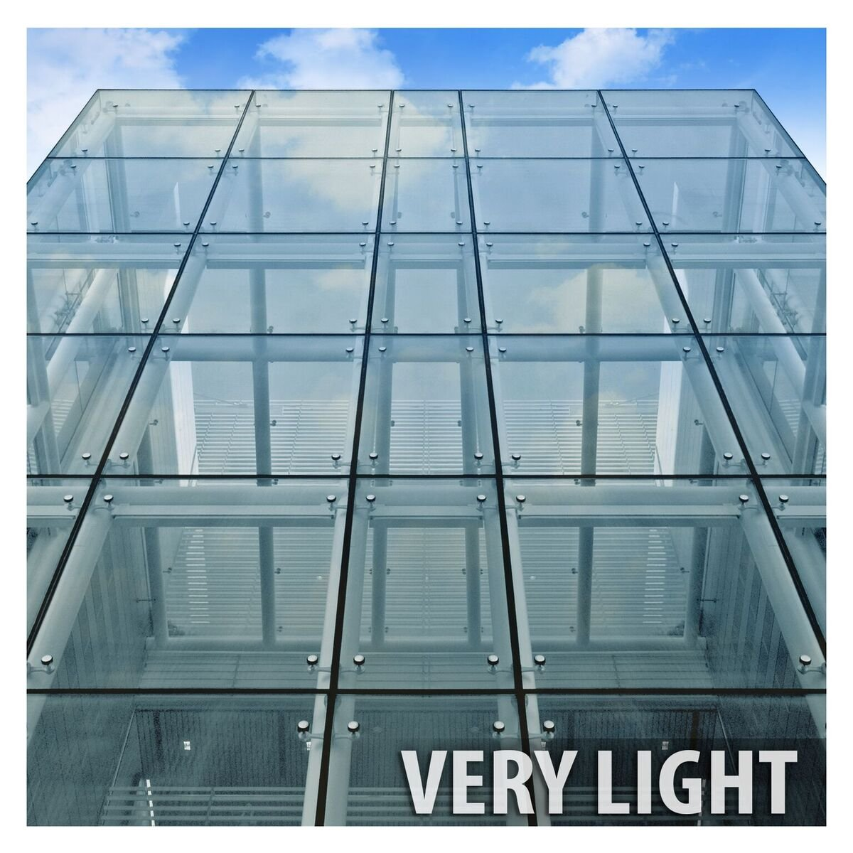 BDF HNC70 Window Film Premium Heat Control and Energy Saving, Chrome (Very Light) - 48in X 15ft