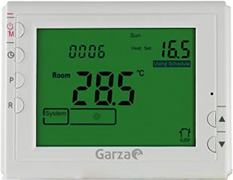 Garza 400611 Termostato Blanco