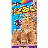 It's Amazing Cra-Z-Sand 1.5 lb Box of Sandtastic Sand, Tan Brown Cra Z Art