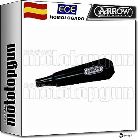 ARROW COLECTORES NO-CATALIZADO COMPATIBLE CON BRIXTON FELSBERG 125 X 2019 19 71715MI