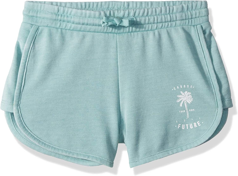 Roxy Girls Big New Adventures Fleece Shorts