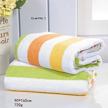 Toalla de baño Puede Usar Aumentar Toallas de Fibra de bambú Toallas de algodón Absorbente para