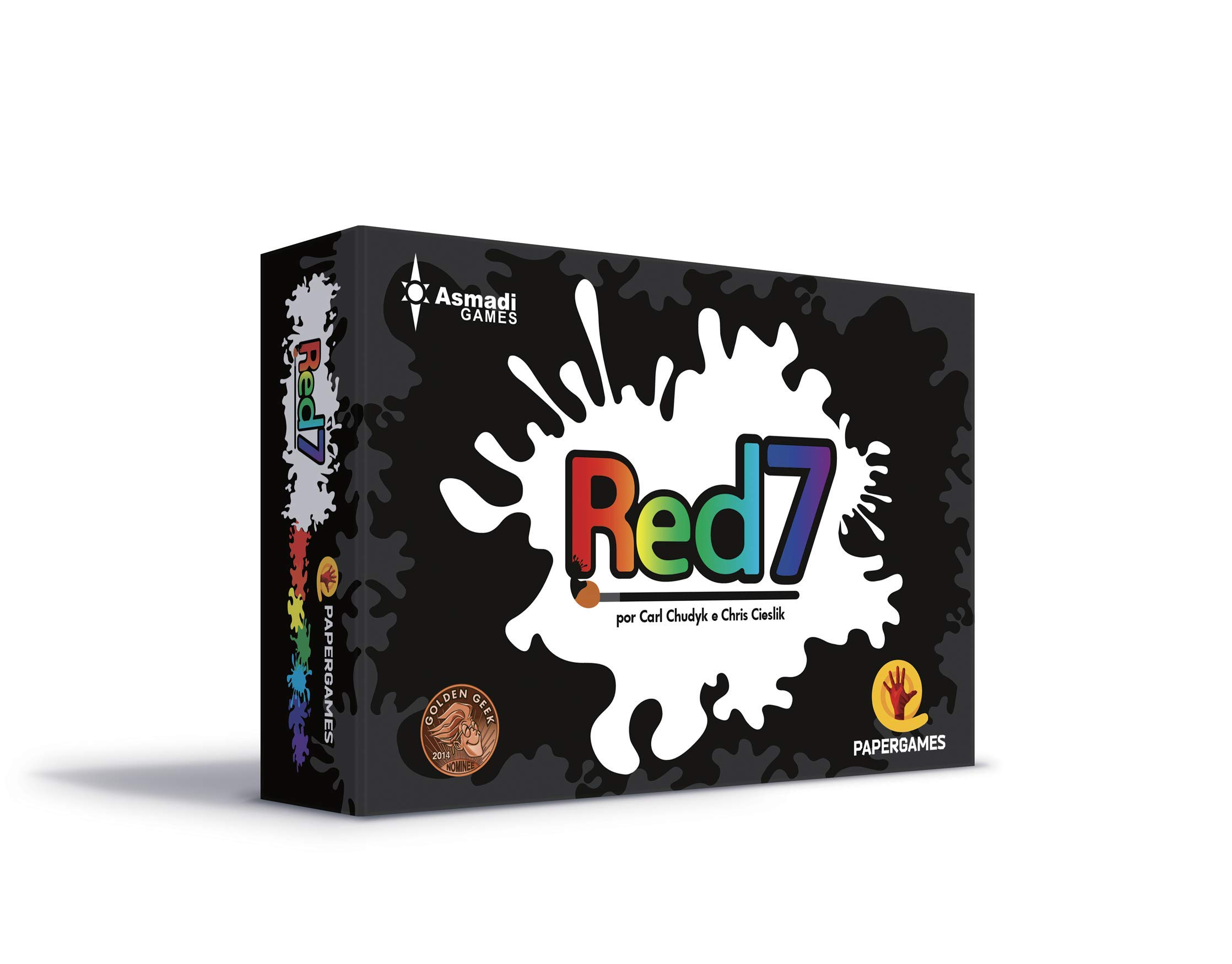 Red7 Card Game by Asmadi Games (Image #1)