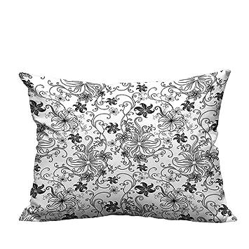 Amazon.com: YouXianHome - Funda de almohada, diseño de ...