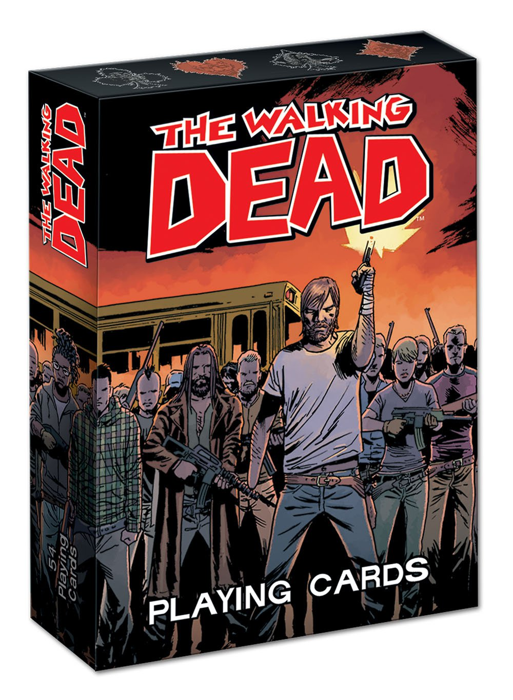 Baraja de cartas The Walking Deadhttps://amzn.to/2QJizem