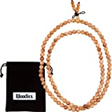 Amazon Price History for:WOODIES Bamboo Wood Bead Necklace