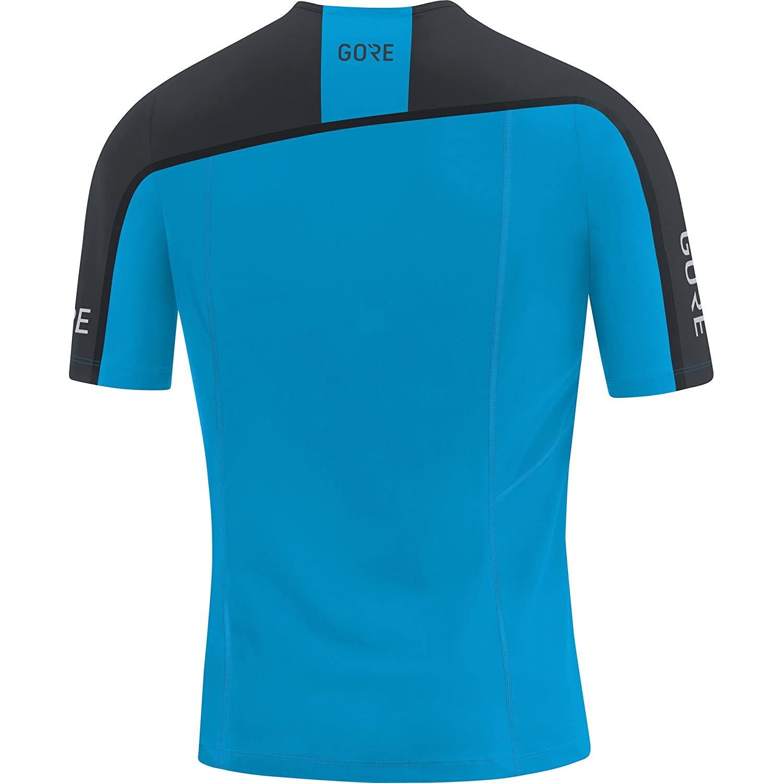 GORE Wear Atmungsaktives Herren Kurzarm Shirt, Laufshirt, R7 Shirt, Kurzarm 100099 374408