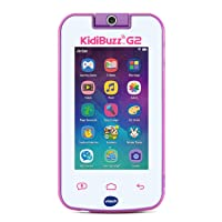 VTech KidiBuzz G2 Kids' Electronics Smart Device with KidiConnect, Pink