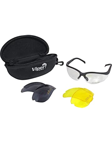 a1c053134dda 1. Viper Tactical Mission Glasses. Ideal for Airsoft