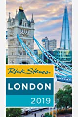 Rick Steves London 2019 Paperback