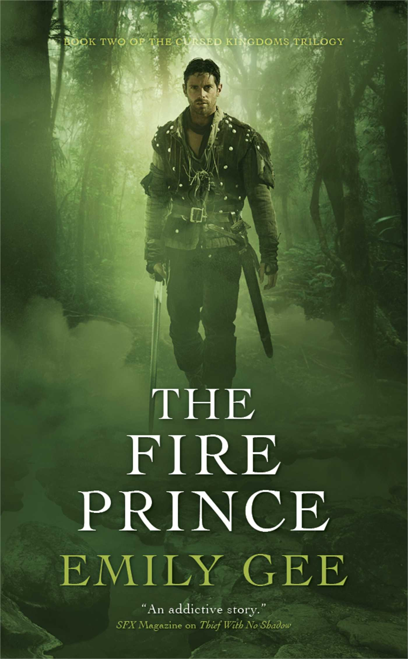 Shadow (The Book of Fire Trilogy 2)