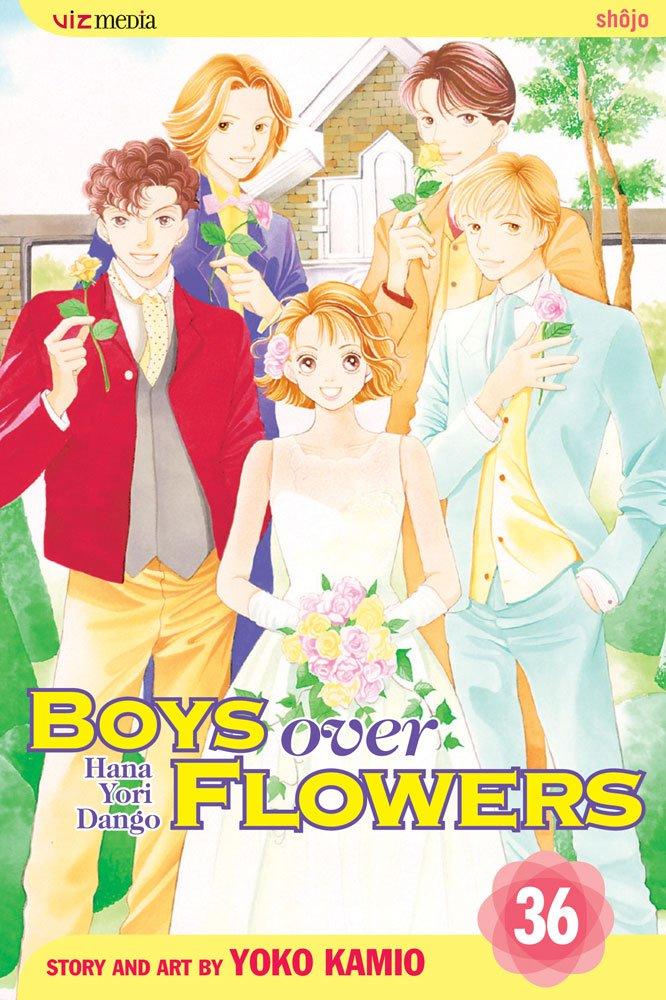 Boys Over Flowers, Vol. 36 by VIZ Media LLC