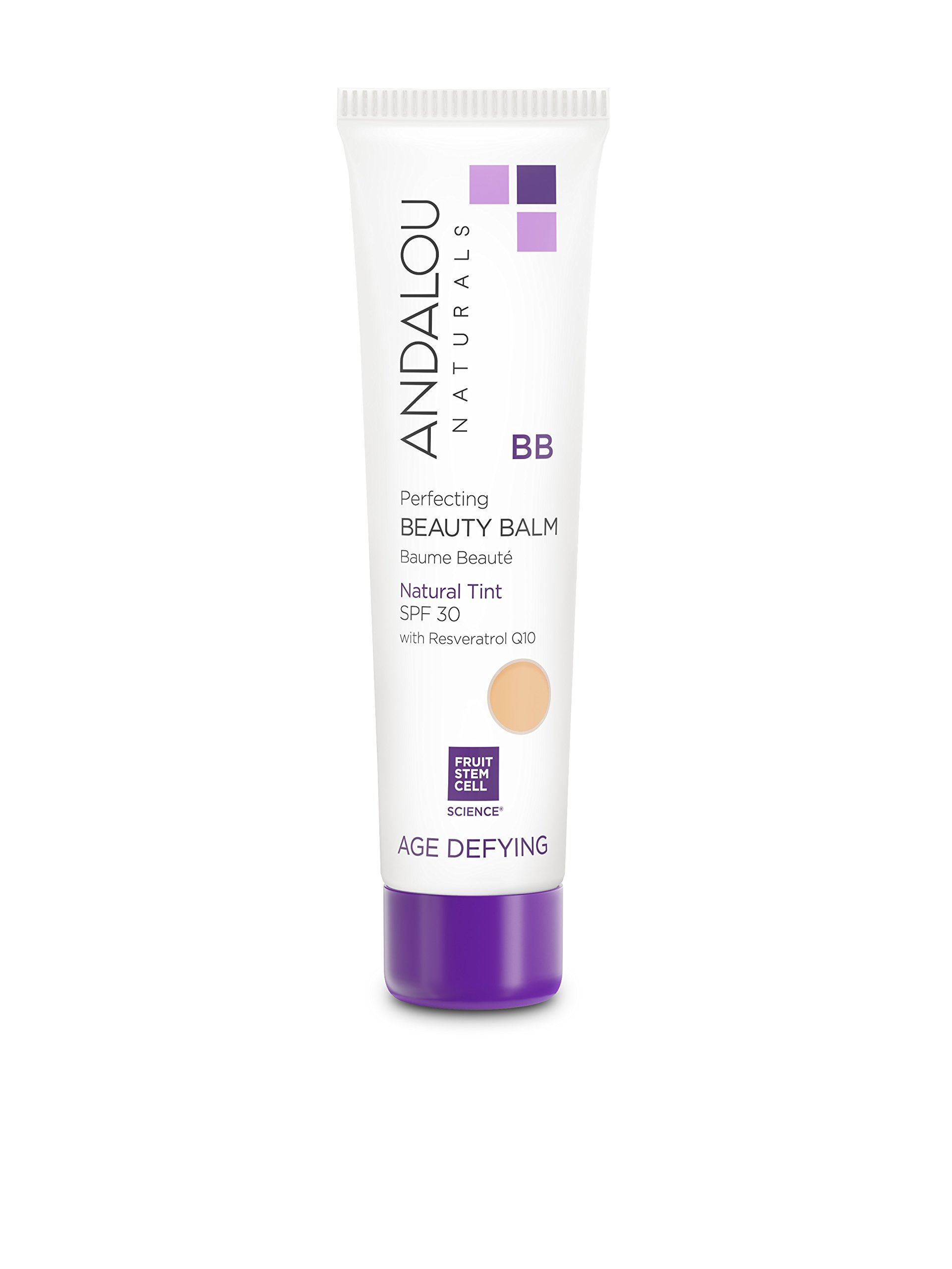 Andalou Naturals Perfecting BB Beauty Balm Natural Tint SPF 30, 2 Ounce by Andalou Naturals (Image #3)