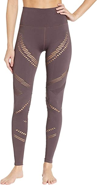 12ea38a3a0e17 ALO Womens High-Waist Seamless Radiance Leggings: Amazon.ca: Clothing &  Accessories