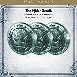 The Elder Scrolls Online: Tamriel Unlimited - 3000 Crowns - PS4 [Digital Code]